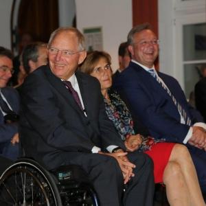 Verleihung des Ehrenpreises der CDU Berlin, 2015.