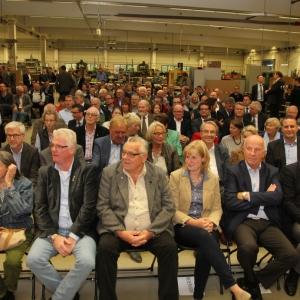 Wahlkampfveranstaltung bei MdB Carsten Müller in Braunschweig